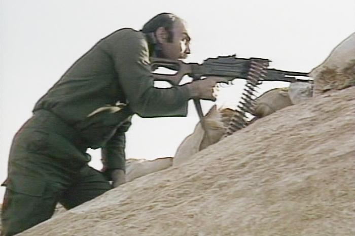 砲弾の炸裂するなかで<br>〜ベイルート戦場の街〜